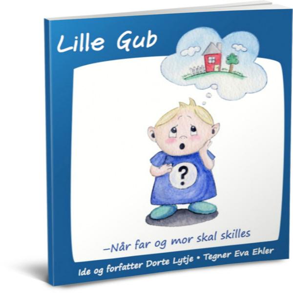 Lille Gub skilsmisse bog for børn